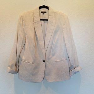 British Khaki 2X light blazer